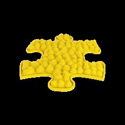 Strukturmatte Rapana Schnecke - mini mit weicher Oberfläche in Gelb