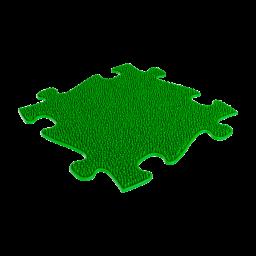 Strukturmatte Gras mit harter Oberfläche in Grün