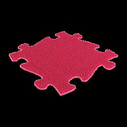 Strukturmatte Gras mit harter Oberfläche in Pink